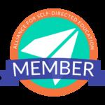 Alliance for Self-Directed Education member badge: self-directed.org